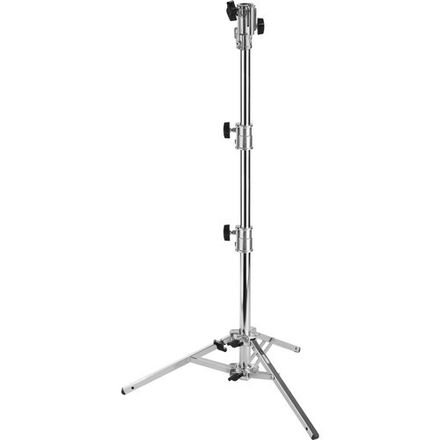 Impact Lowboy Steel Stand with Combo Head (6.5′)