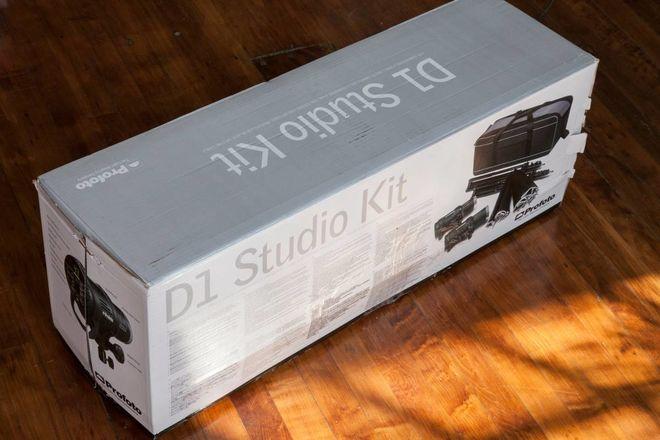 Profoto D1 Air 500Ws 2-Monolight Studio Kit
