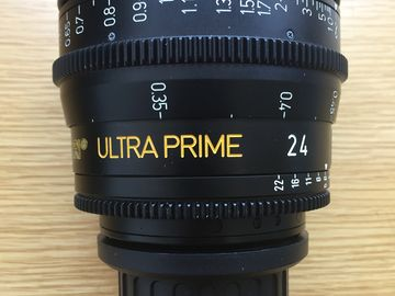 Rent: ARRI Ultra Prime 24mm