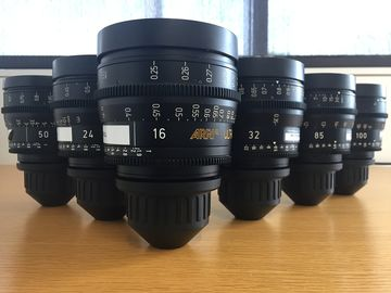 Rent:  ARRI Ultra Prime Set of 6 Lenses