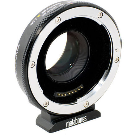 Metabones Canon EF to Micro 4/3 T Speed Booster XL 0.64x