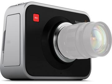 Rent: Blackmagic Cinema Camera MFT 2.5k Video Camera