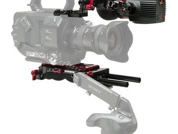 Rent: Zacuto Gratical HD Bundle plus follow focus for Sony FS7