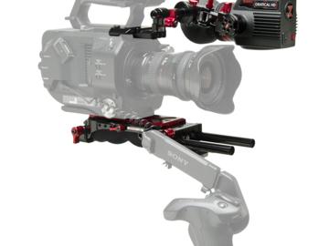 Rent: Zacuto Gratical  Micro OLED HD Bundle for Sony FS7
