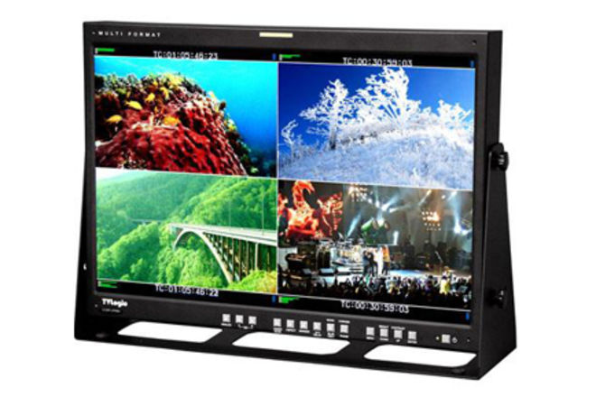 TV Logic LVM-240W Color Correct Monitor