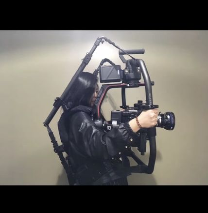Ready Rig GS Stabilizer + ProArm Kit , 40 Lbs Capacity