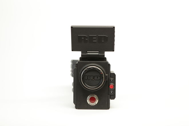 Red Raven Package with Lenses