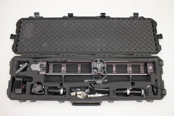 Kessler Cineslider Motorized Kit with Parallax, 2nd Shooter