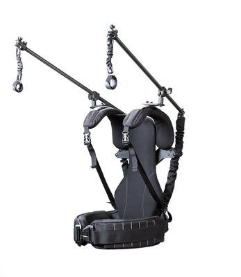 DJI Ronin Kit with Ready Rig Vest and Cinemilled Pro-Ring