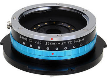 Rent: Fotodiox EF to FZ Manual Adapter for Sony F3 F5 F55