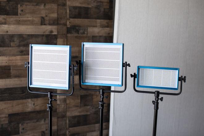 Dracast Interview LED lighting kit