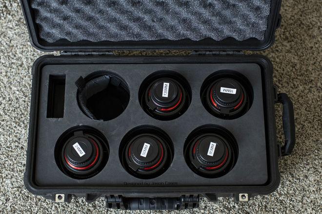 Xeen Cine Lens Set