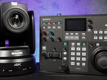 Rent: SONY BRC-X1000/1 Robocam with IP500 Remote