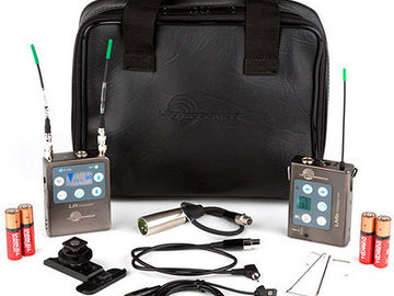 Rent: Lectrosonics LR/LT Wireless Kit with Mic (A band)