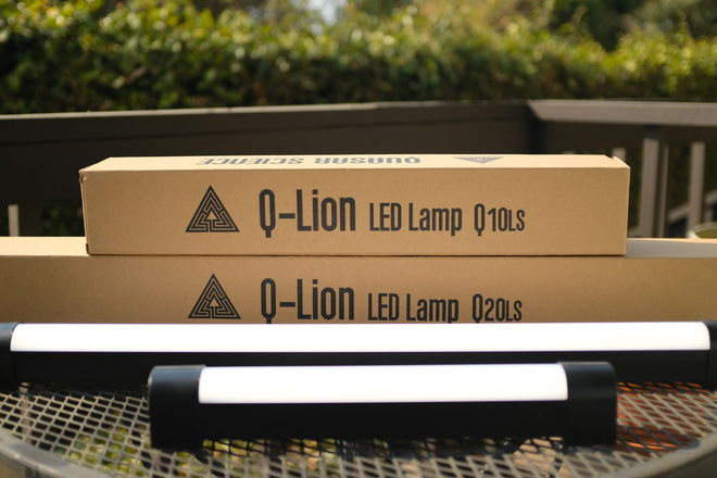 Quasar Q-LiOn Q10 + Q20 LED kit