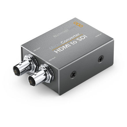 Blackmagic Design HDMI to SDI Converter