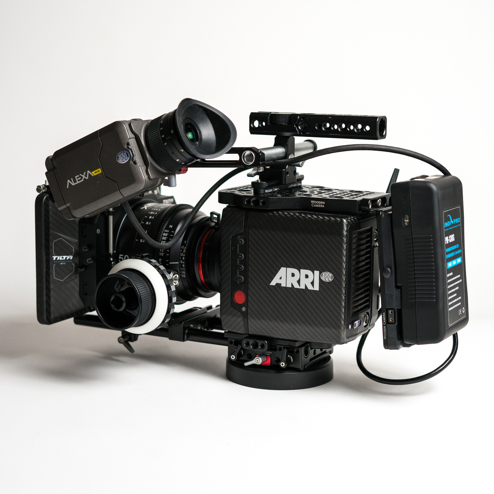 Rent a ARRI Alexa Mini Indie Production Kit with Audio Input , Best Prices  | ShareGrid New York