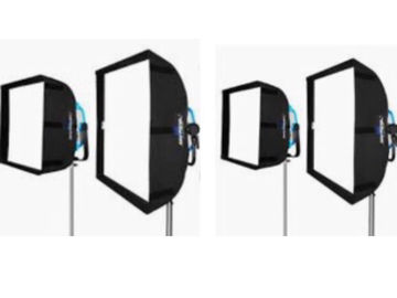 Rent: Arri  skypanel 4 Light Kit w Chimera 2x s60 2xS30