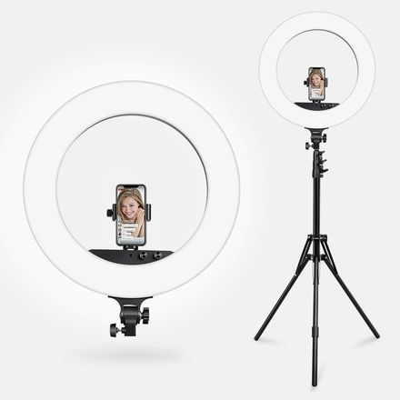 18inch 100W LED Dimmable Ring Light