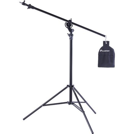 Flashpoint Pro Air Cushioned Heavy Duty Boom Light Stand