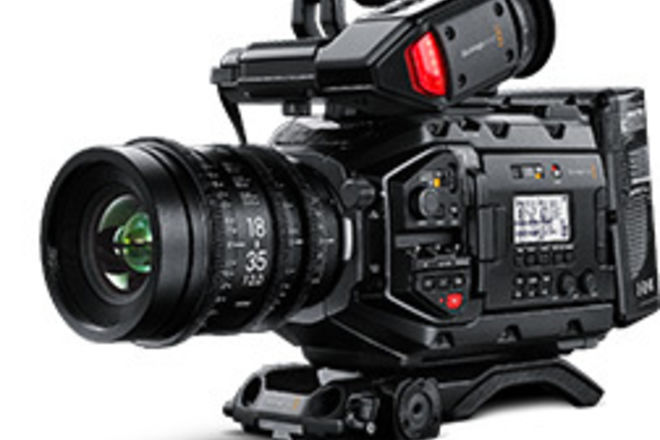 Full 4k Production package