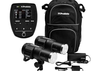 Rent: Profoto B1 Location Kit w/Air Remote