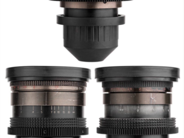 Rent: Lomo Spherical Prime Lens Set
