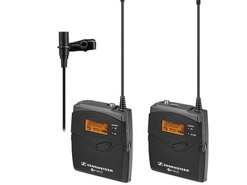 Rent: Sennheiser ew 100 ENG G3 Wireless Kit + Pelican Case