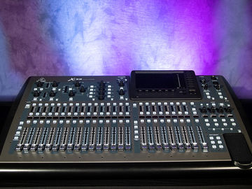 Rent: BEHRINGER X32 MIXING CONSOLE