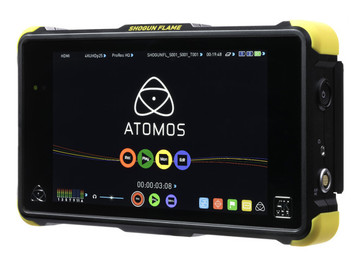 "Rent: Atomos Shogun flame 7"" 4k recorder monitor & media"