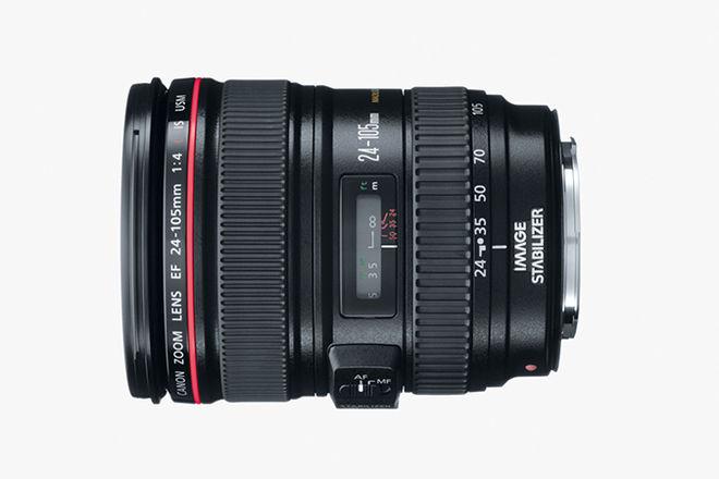 1 Canon EF 24-105mm f/4 L IS USM Lens