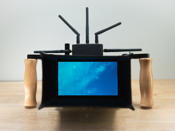Rent: SmallHD 702 Bright directors monitor + Teredek bolt 1000