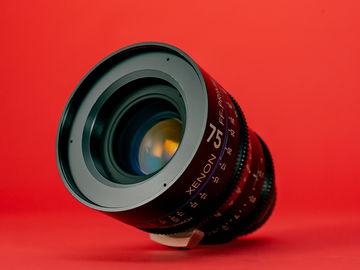 Rent: Schneider Xenon FF 75mm Lens