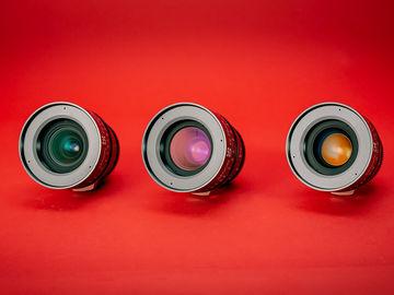 Rent: Schneider Xenon FF Lens Set
