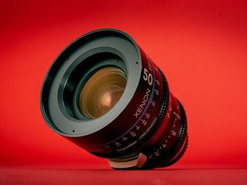 Rent: Schneider Xenon FF 50mm Lens