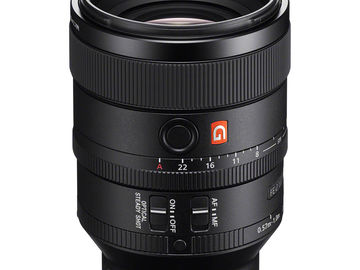 Rent: Sony FE 100mm f/2.8 STF GM OSS