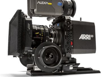 Rent: ARRI Alexa Mini 4:3 and Raw