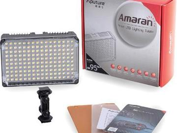 Amaran 95+ CRI LED Light Panel