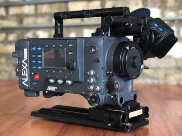 ARRI Alexa Plus Package w/ High speed and Anamorphic