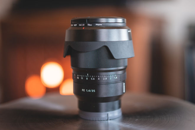 Zeiss 35mm f/1.4 Lens