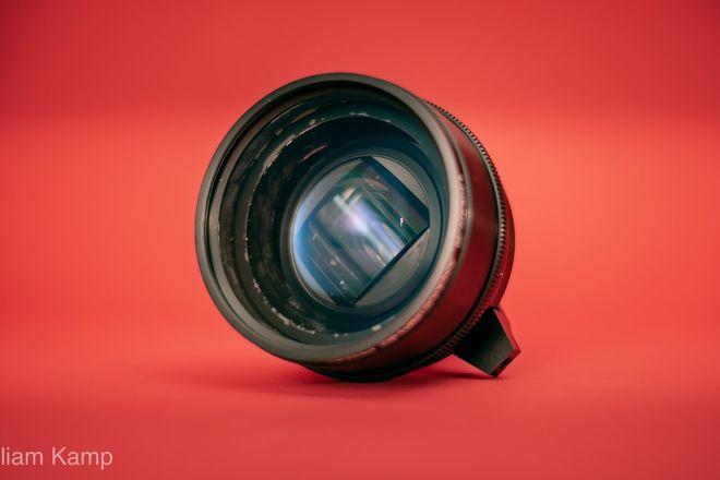 Lomo Anamorphic REHOUSED lens 35mm 2.4