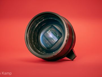 Rent:  Lomo Anamorphic REHOUSED lens 35mm 2.4