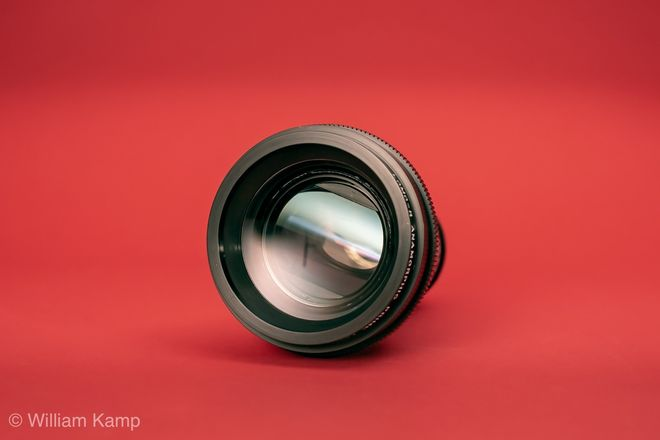 Lomo Anamorphic REHOUSED Round Front 50mm T2.3