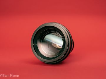 Rent:  Lomo Anamorphic REHOUSED Round Front 50mm T2.3