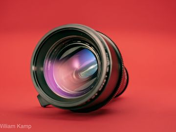 Rent:  Lomo Anamorphic REHOUSED Round Front 100mm 2.8