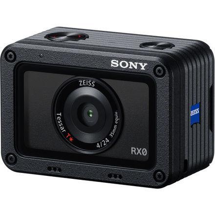 "Sony RX0 1.0"" Type Sensor Ultra-Compact Waterproof/Shockproo"