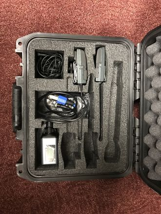 Sennheiser ew 100 ENG G3 Wireless Kit-ONE SET