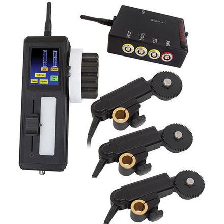 Varizoom TOC / ZFI3 remote lens control (3 motors)