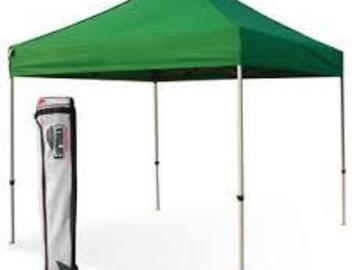 Rent: Pop Up Tent 10x10