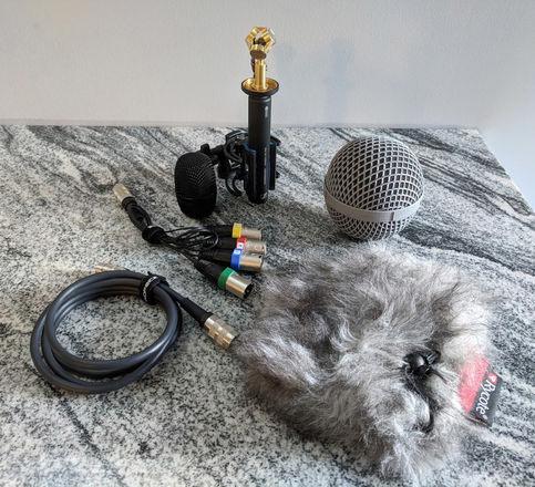Sennheiser AMBEO VR 3D Microphone